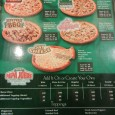Papa John's updated Menu of pizzas, salad, pastas and sandwiches for Karachi, Pakistan. http://www.facebook.com/media/set/?set=a.282351528485244.76270.161242853929446&type=1&l=4f2d1dc846