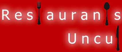 Restaurants Uncut logo